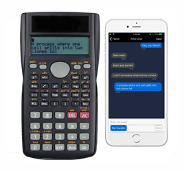 Exam Cheat Text Messaging Calculator Ruby Calculator Ultimate Edition