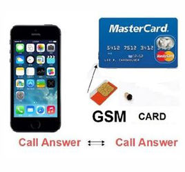 Bluetooth Earpiece GSM CARD