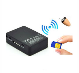 GSM Box Wireless Earpiece Set